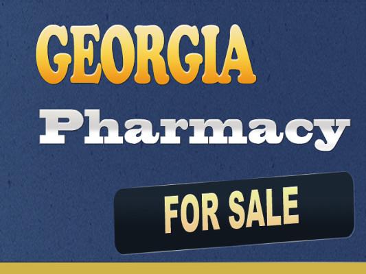 Georgia Pharmacy for Sale  $175,000