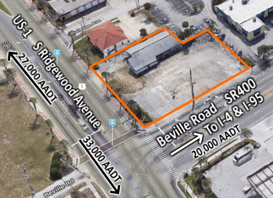 Prime Commercial Lot in Opportunity Zone
