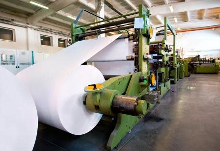 100% Equity of Paper Manufacturer (SPAC Target)