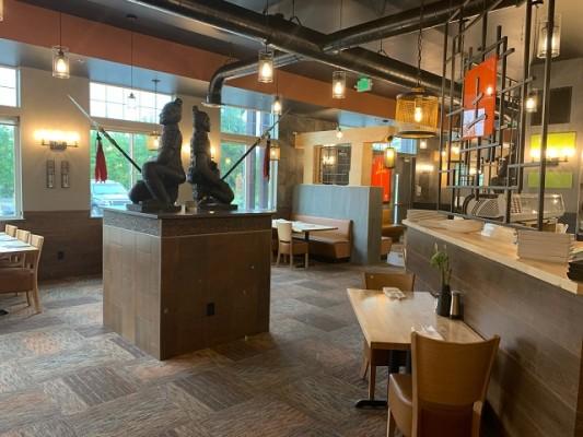 New Build Asian Restaurant For Sale