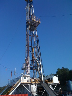 Buying Vertical Oil Wells in Central OK