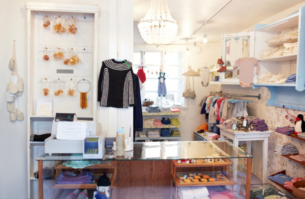 Gift, Home & Apparel Specialty Boutique