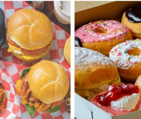 Profitable Donut & Breakfast Sandwich Shop