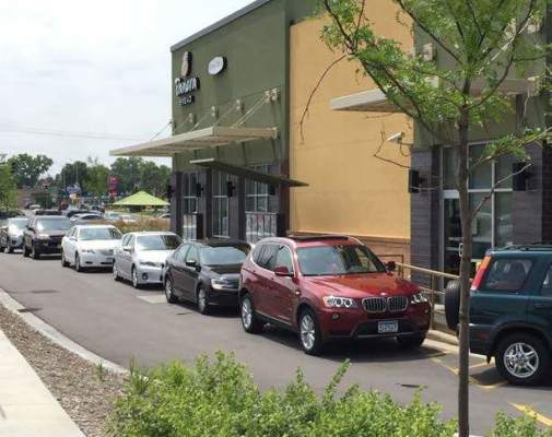 Drive-thru Pad Opportunity / Whittier CA