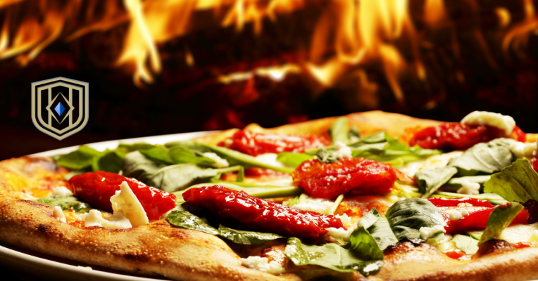 Wood-Fired Pizza Business Available -Food Trailer