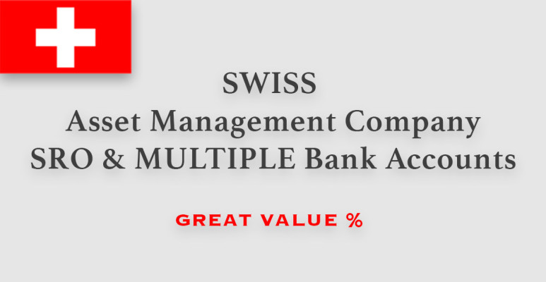 Sold: Swiss Asset Management Company with Accounts