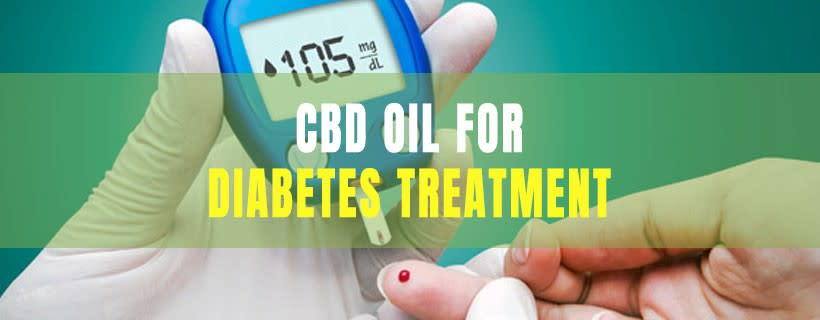 Can CBD Oil Treat Diabetes?
