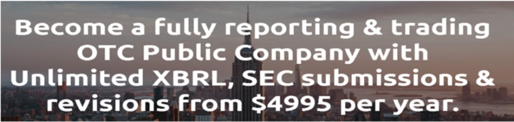 Unlimited XBRL, SEC Filings & Revisions $4995