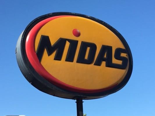 5 Location Midas Auto Repair Franchises For Sale