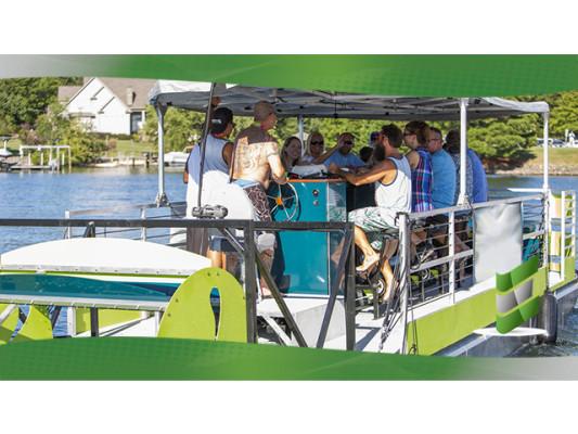 Unique & Profitable Party Boat Business