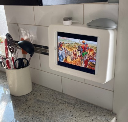Vancouver iPad High-design Enclosure Mfg.