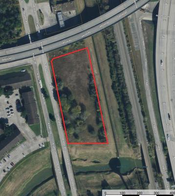 2.33 Acres of Undeveloped Land - Houston