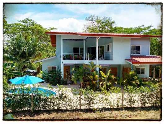 Business/Vacation Home with Pool in Playa Samara