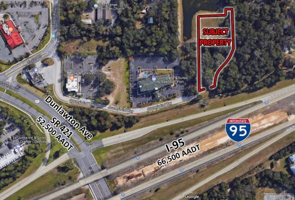 Location/ Hotel Site at I-95 Interchange