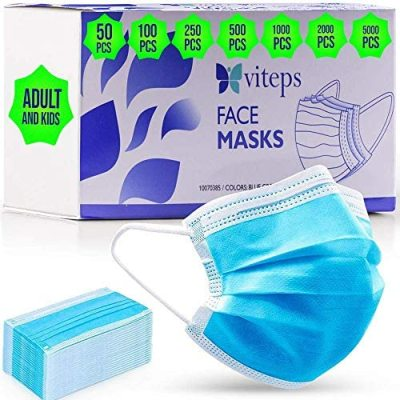 1.1 Million Boxes of Blue 3-Ply Masks