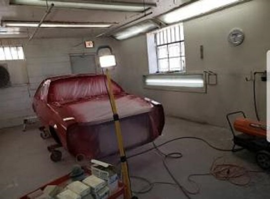 Auto Body and Restoration Business