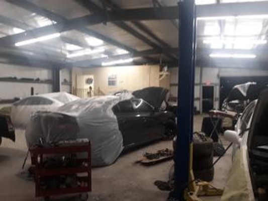 Auto Body and Repair Business for Sale in TX