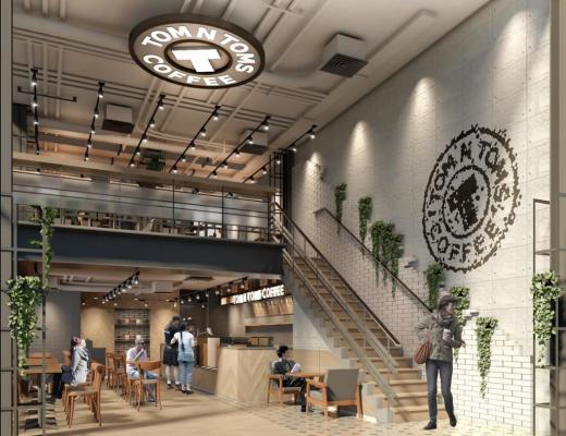 Franchise Coffee Shops