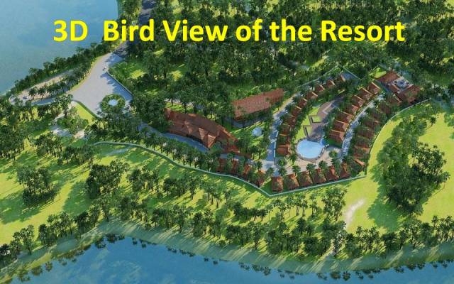 Stalled 5 Star Resort Project at Bekal, Kerala