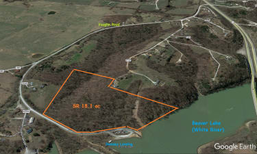 18.1 Acres Beaver Lake / White River