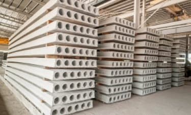 PreCast Concrete Manufacturer With Property