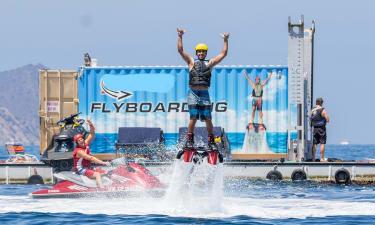 Flyboarding Jet Ski Adventure Tours