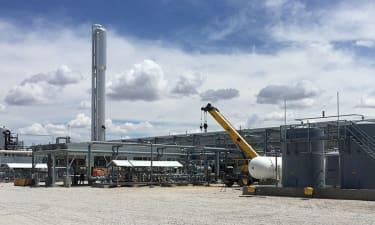 Partner For Alberta Oil Services Company