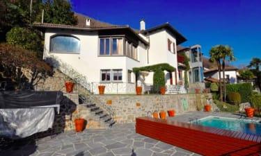 Switzerland Vico Morcote (Cantone Ticino) Villa
