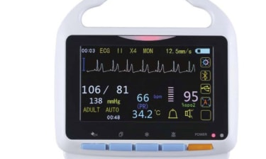 MD905 Vet Touch Screen Patient Monitor