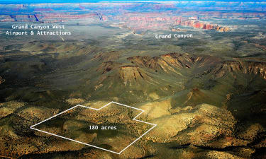 180 Acres At The Grand Canyon