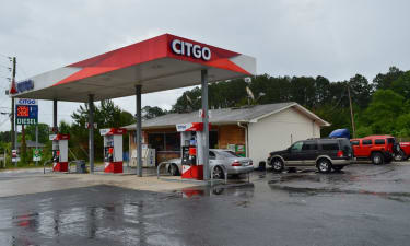 Gas Station W/ Property Available In Conyers, GA