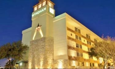 Off Market Wyndham Hotel Houston, Texas For Sale