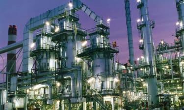 Project Oil Refinery (Russia)