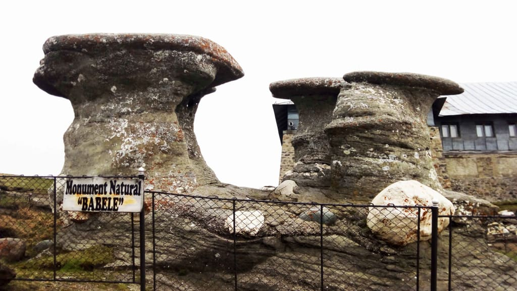 "Monumentul Natural ""Babele""."