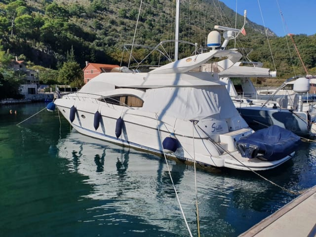 Sunseeker Manhattan 56 Shaliba