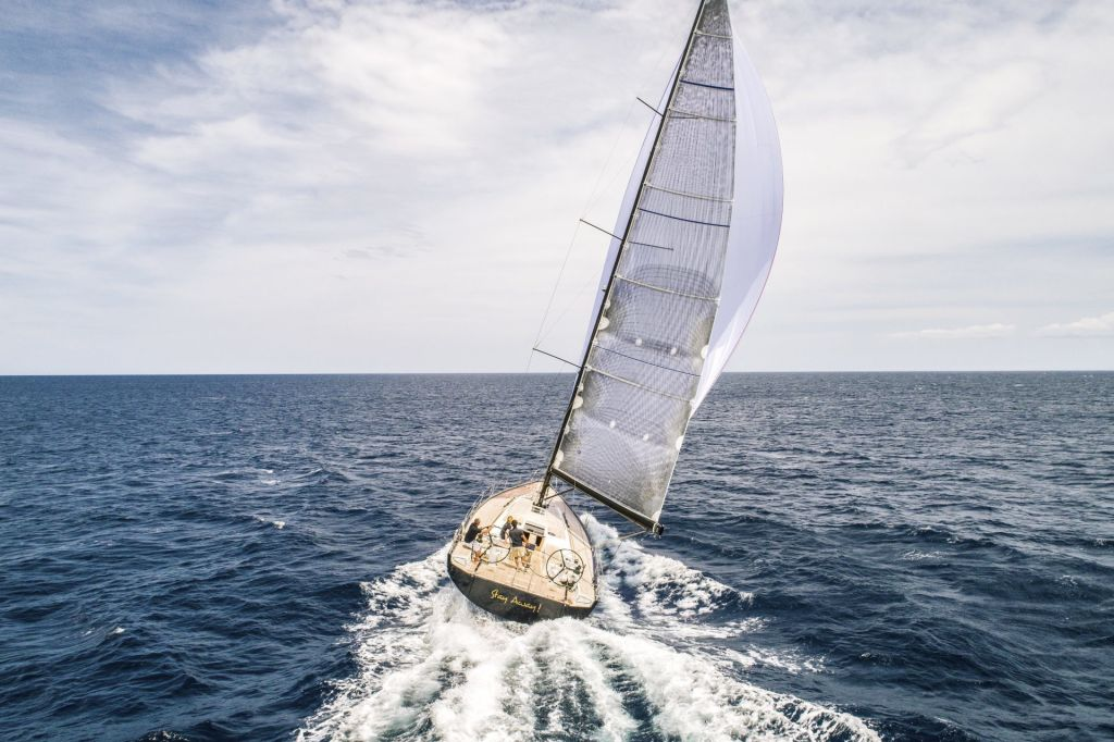 sailing with solaris yachts
