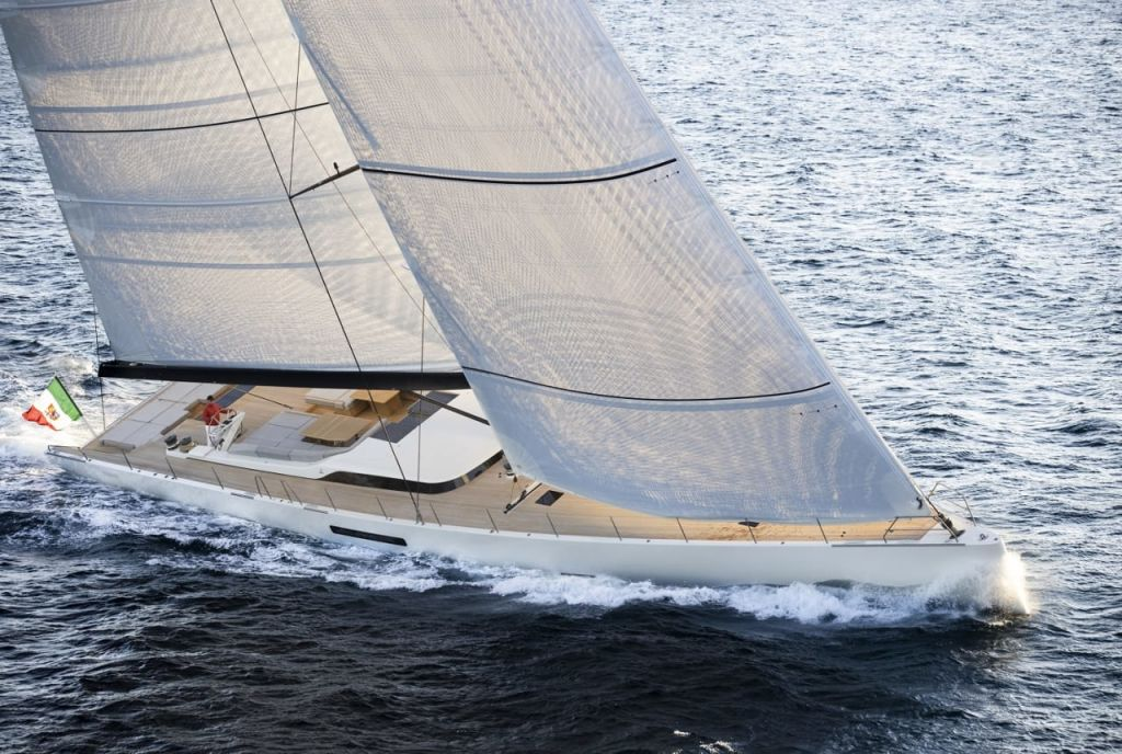 Segel-Yacht Solaris 111