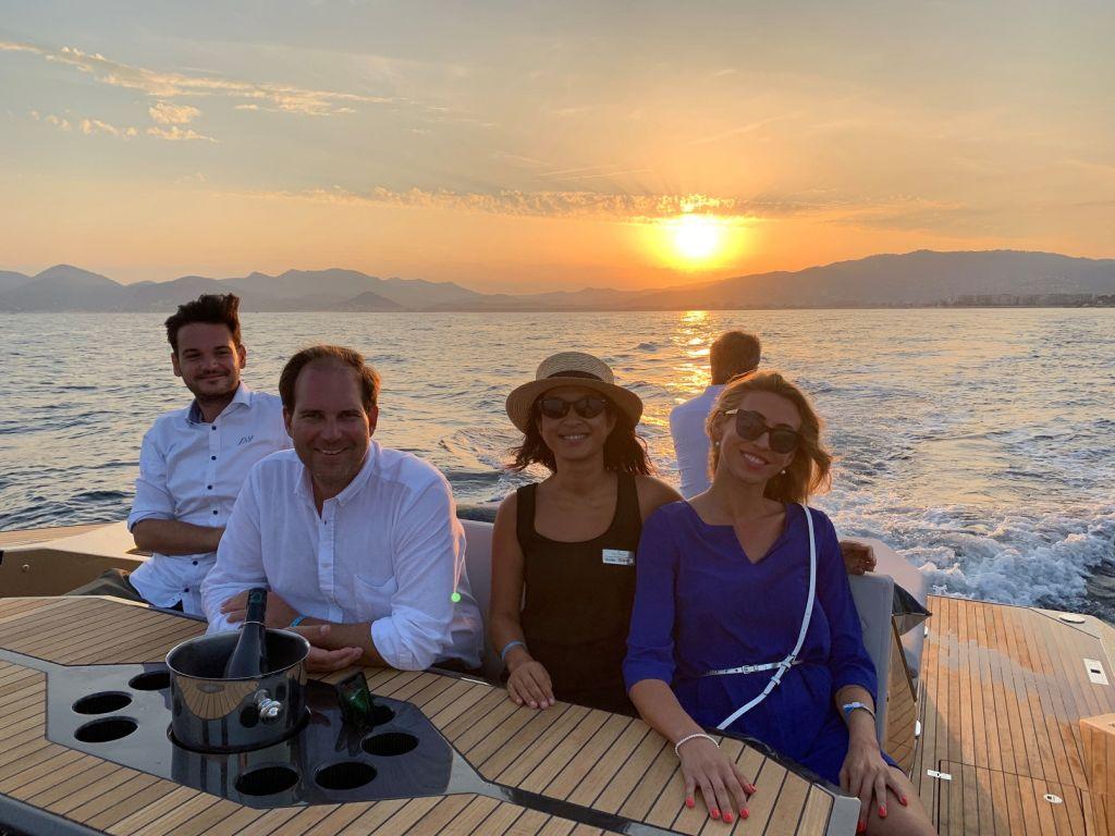 Cannes Yachting Festival mit Merk & Merk