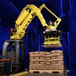 FANUC Palletizing Robot   MESH Automation