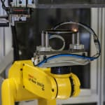Leak Test and Laser Marking Machine   MESH Automation