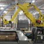 Robotic Palletizer   MESH Automation