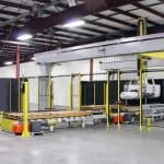 Gantry Palletizing System   MESH Automation
