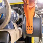 Robotic Deflashing | MESH Automation