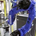 Robotic Riveter Tending | MESH Automation