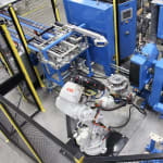 Robotic Lathe and Press Tending   MESH Automation