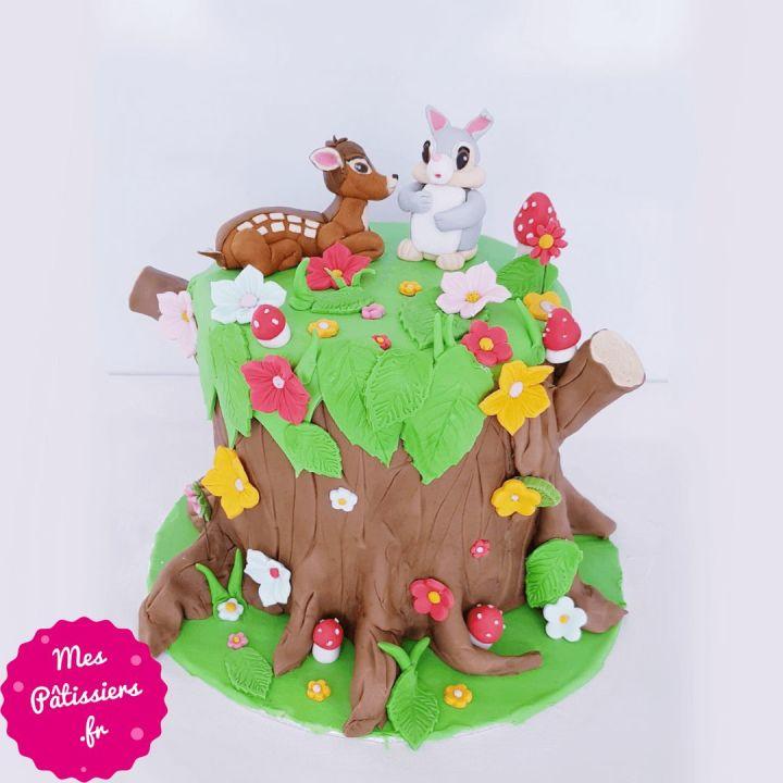 Gâteau Bambi