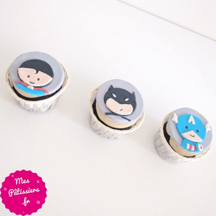Cupcakes personnalisables