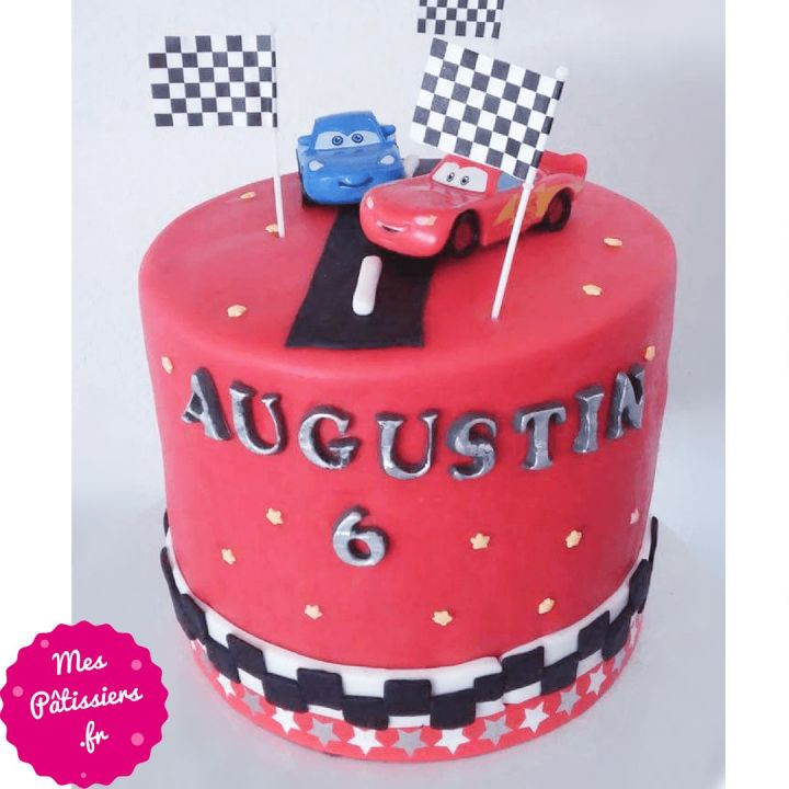 Le layer cake Cars