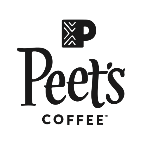 Logo of Peet's Coffee
