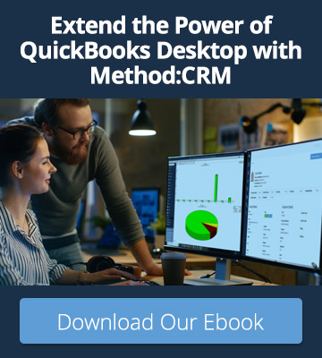 Extend the Power of QuickBooks Desktop with Method CRM
